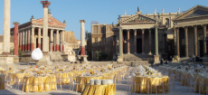 Rome-Dinner-on-the-Ancient-Rome-Cinecitta
